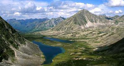 Баргузинский государственный заповедник
